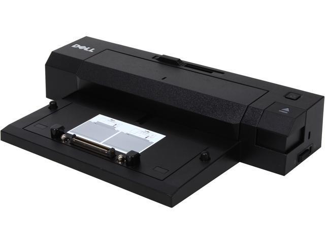 Docking Station w//130w Power Adapter /& USB Port PRO 2X Dell E-Port Plus II