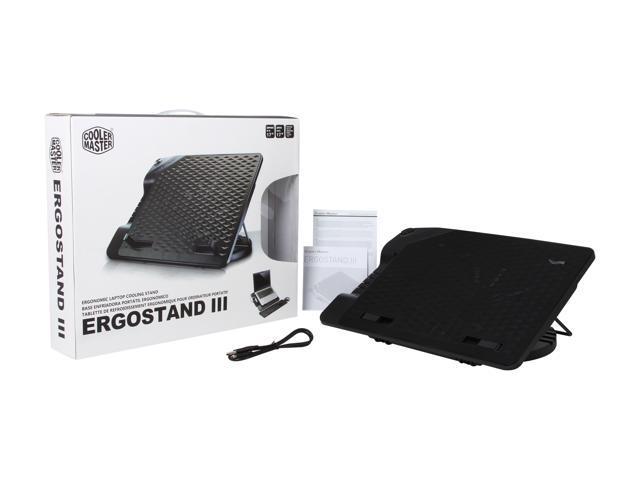 and 6 Height Settings 4-Port USB Hub Premium Ergonomic Laptop ...