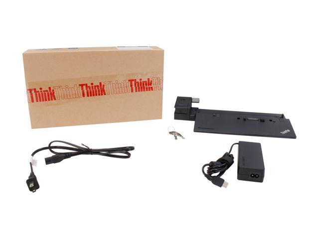 Lenovo ThinkPad Pro Dock SD20A06042 with 90W Power Adapter US CA MX 40A10090US