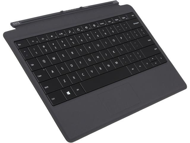 microsoft surface pro keyboard cover not working