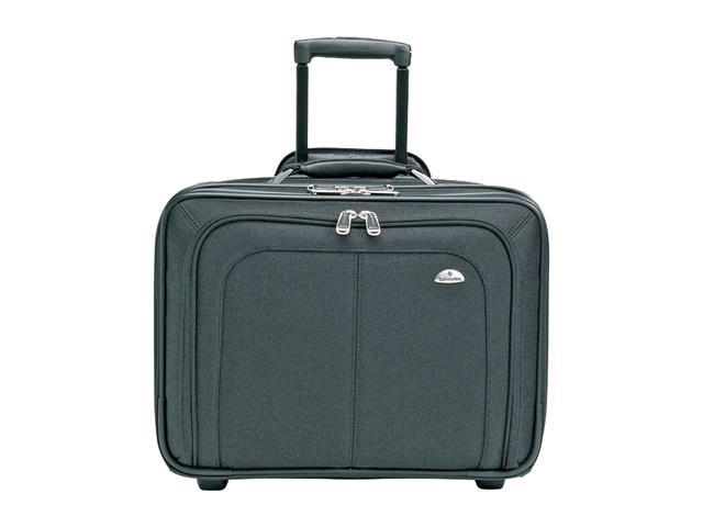 0c115e912e Samsonite Black Business One Mobile Office Wheeled Notebook Case Model  11021-1041