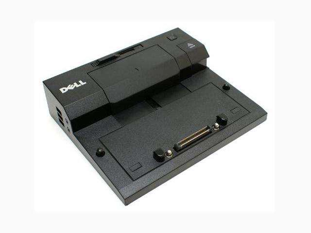 DELL PR03X II E-PORT USB 3.0 DOCKING STATION with Dell PA-4E 130 Watt AC Adapter