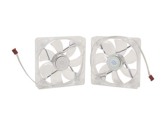 f63233d8b5cd COOLER MASTER 120mm R4-L2S-122B-GP 4 Blue LED Case Fan 2 in 1 - Newegg.com