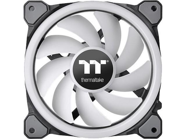 Thermaltake Riing Trio 14 LED RGB Radiator Fan TT Premium Edition (3-Fan  Pack) CL-F077-PL14SW-A RGB LED Case Fan - Newegg com