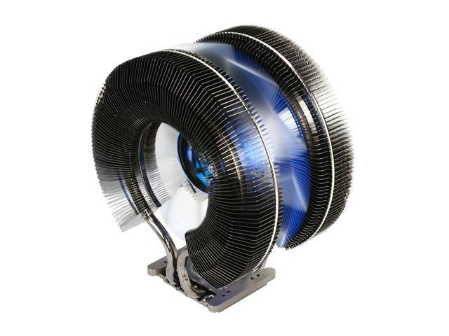 ZALMAN CNPS9900MAX-B 135mm Long life bearing CPU Cooler Blue LED - on
