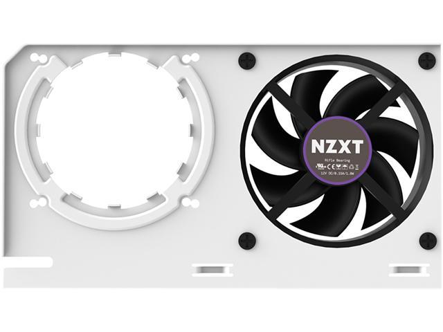 White GPU Mounting Kit for Kraken X Series AIO NZXT Kraken G12 Enhanced GPU Cooling AMD and NVIDIA GPU Compatibility Active Cooling for VRM