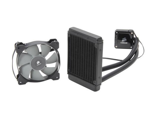CORSAIR CW-9060007-WW High Performance Liquid CPU Cooler - Newegg com