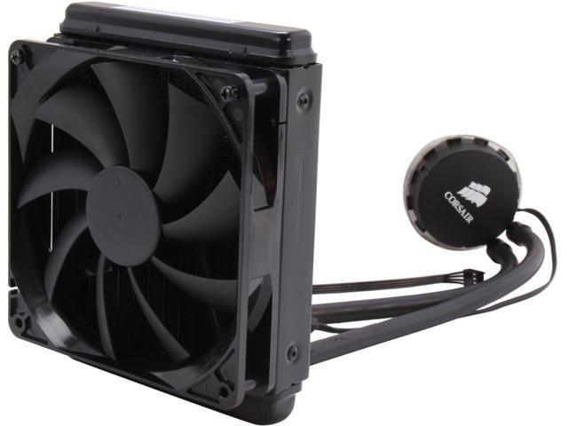 CORSAIR CW-9060013-WW 140mm High Performance Liquid CPU Cooler - Newegg com