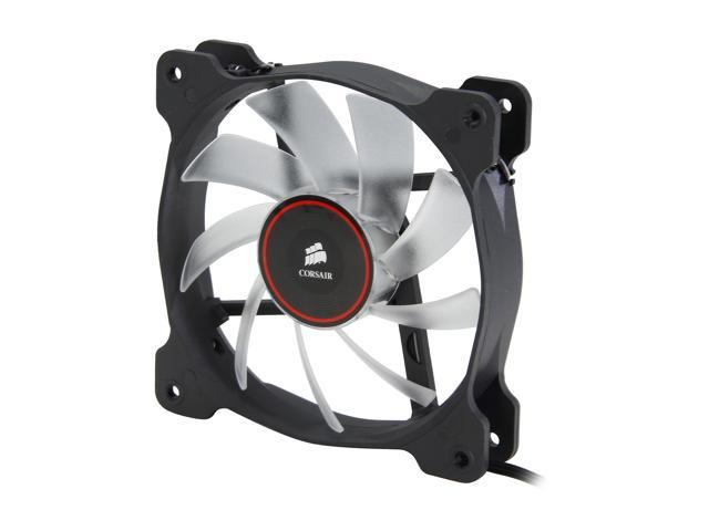 Corsair Air Series AF120 LED 120mm Quiet Edition High Airflow Fan Twin Pack  - Red (CO-9050016-RLED) - Newegg com
