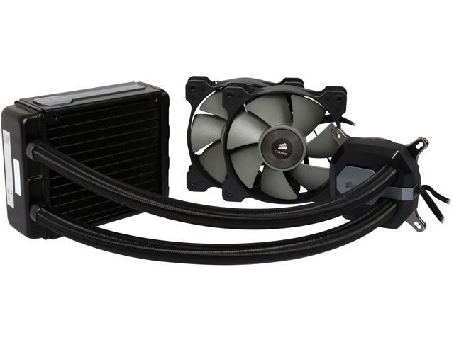 Corsair Hydro Series H80i GT High Performance Water / Liquid CPU Cooler. 120mm