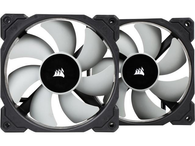Corsair CO-9050039-WW ML120, 120mm Premium Magnetic Levitation PWM Fan  (2-Pack) - Newegg com