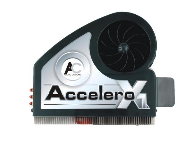 ARCTIC ACCELERO X1 GPU heatsink for nvidia 6800 and 7800 Brand new