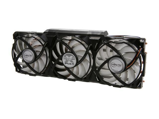 ARCTIC Accelero Xtreme Plus II VGA Cooler - Newegg com