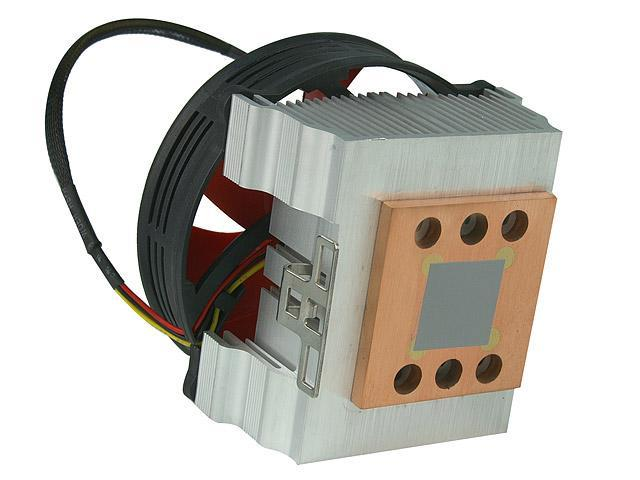 Rosewill RCX-Z100R Socket-A Hyper Silence CPU Cooler with 92mm ball-bearing fan