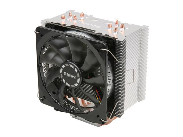 bca97e1a8ca Enermax ETS-T40-TB CPU Cooler With T.B.SILENCE PWM Twister Bearing Fan  Compatible with latest Intel 2011/1150 and AMD FM2/FM1/AM3+