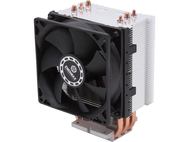 ETS-N30R-HE Enermax ETS-N30 ll Compact Intel//AMD CPU Cooler with Direct Heat Pipes
