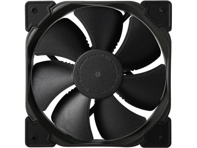 Fractal Design Venturi HP Series Black Fluid Dynamic Bearing High Pressure  PWM 120mm Radiator/Heatsink Optimized Fan - Newegg com