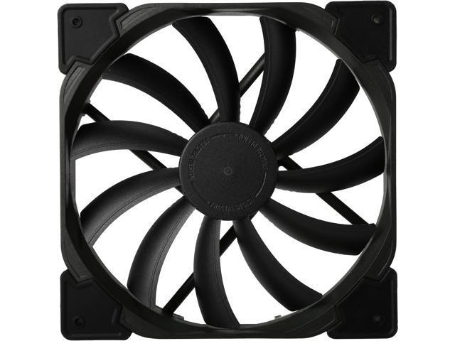 Fractal Design Venturi HF Series Black Fluid Dynamic Bearing High Airflow  140mm Case Fan - Newegg com