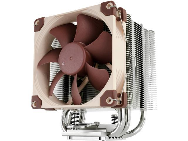 Noctua NH-U9S, Premium CPU Cooler with NF-A9 92mm Fan