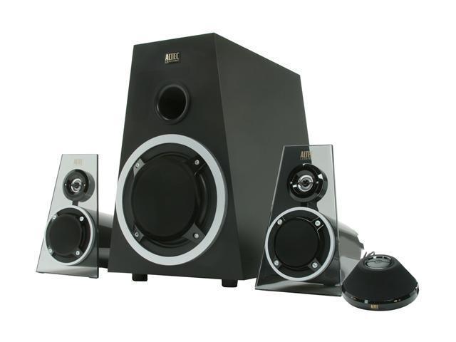 ALTEC LANSING MX6021 Speakers - Newegg com