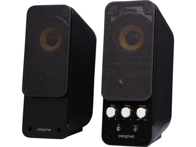 Creative Labs 51MF1610AA002 GigaWorks T20 Series II2.0 Multimedia Speaker System