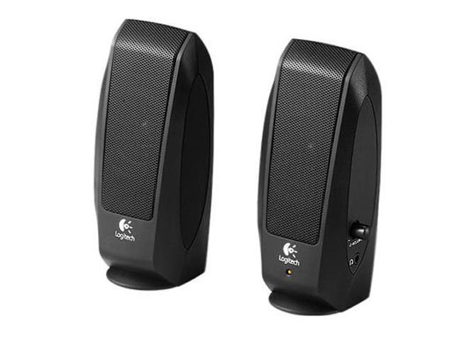134eb6ed5bd Logitech S120 2.20 Watts (RMS) 2.0 Speaker System