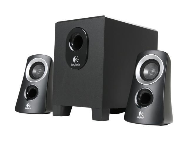 Logitech Z8 8 W 8.8 Speaker System