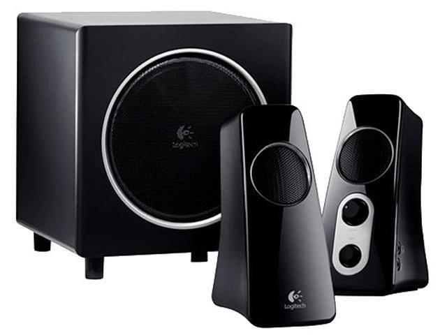 Logitech Z8 8 Watts RMS 8.8 Speaker System