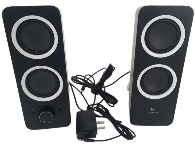 bd0a7fedcab Logitech Certified Refurbished Z200 (980-000800) Multimedia Stereo Speakers  for Multiple Simultaneous Devices