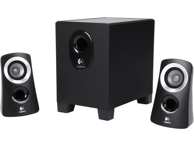 Logitech Z313 2.1 Speaker System 980-000382