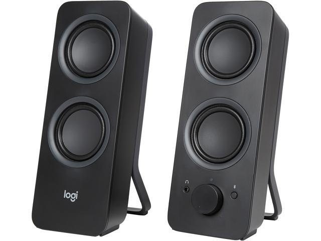 Logitech Z207 Bluetooth Computer Speakers - Newegg com