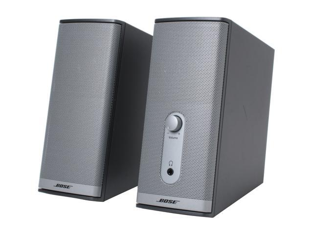 Bose® Companion® 8 Series II Multimedia Speaker System