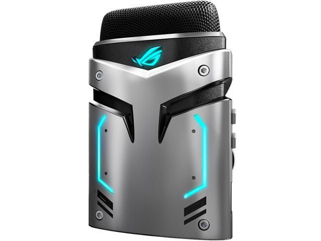 ASUS ROG Strix Magnus USB 3 0 Portable Gaming Condenser Microphone with  Cardioid / Stereo / ENC and Aura Sync - Newegg com