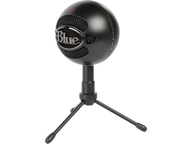 blue snowball ice mic drivers