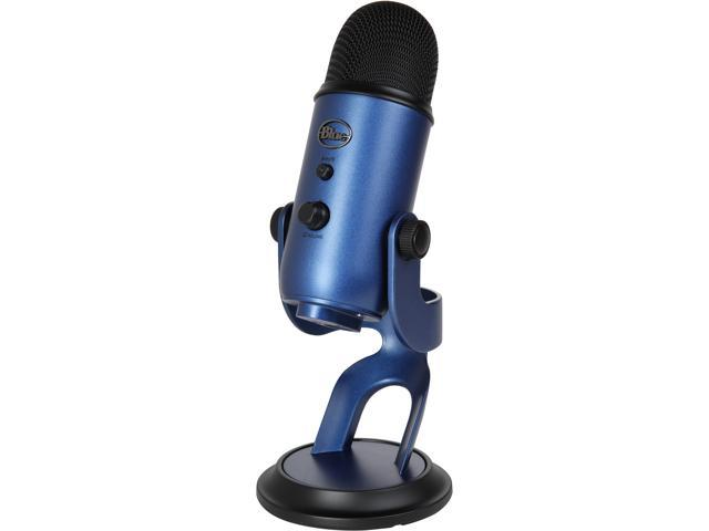Blue Microphones Yeti 988-000101 Blue USB Microphone - Newegg.com