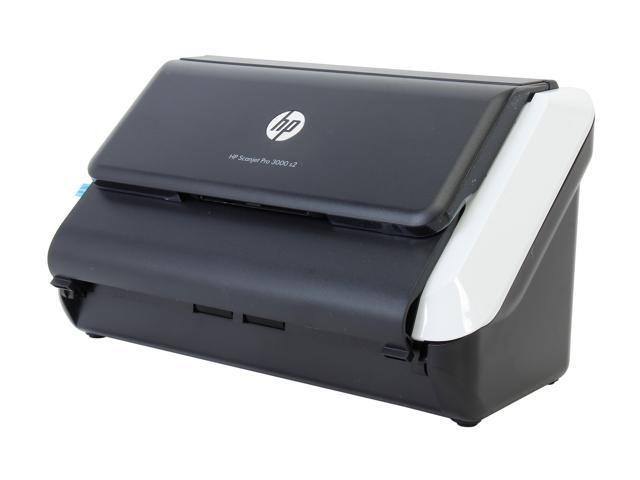 HP Scanjet Pro 3000 s2 (L2737A) Up to 600 dpi USB Color Sheetfed Document  Scanner - Newegg com