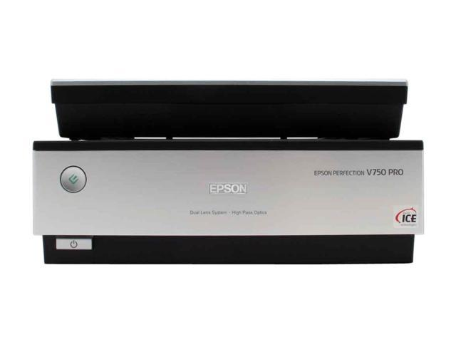 EPSON Perfection V750-M Pro Hi-Speed USB 2 0, IEEE 1394 (FireWire)  Interface Flatbed Scanner - Newegg com