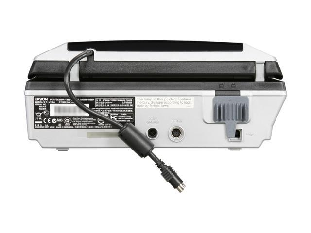 EPSON Perfection 4490 B11B176011 Flatbed Scanner - Newegg com