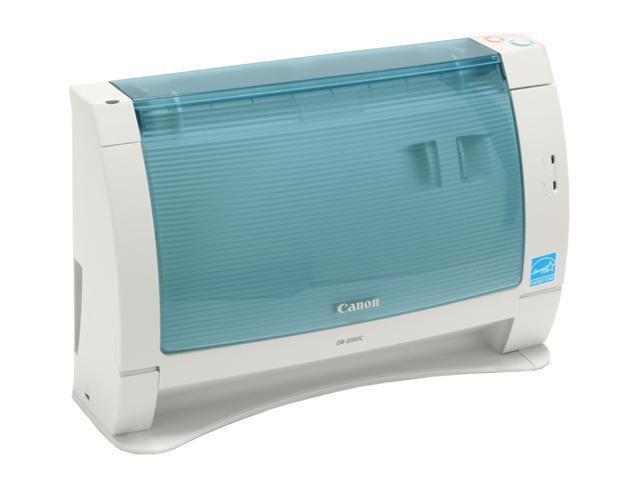 CANON DR-2050C SCANNER TREIBER WINDOWS 10