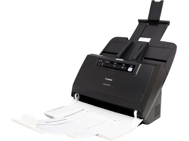 Canon imageFORMULA DR-M160II Sheetfed Document Scanner - Newegg com
