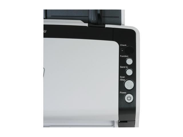 Fujitsu fi-6130 PA03540-B055 Document Scanner - Newegg com