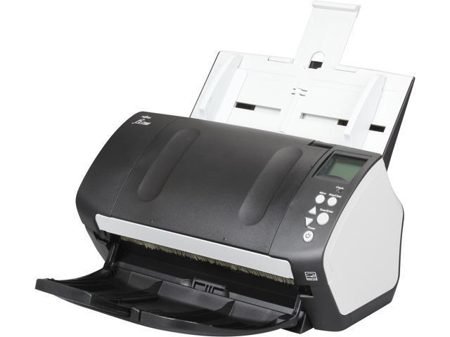 Used Like New Fujitsu Fi 7160 Pa03670 B055 Duplex Up To 600 Dpi Usb Color Image Document Scanner Neweggcom