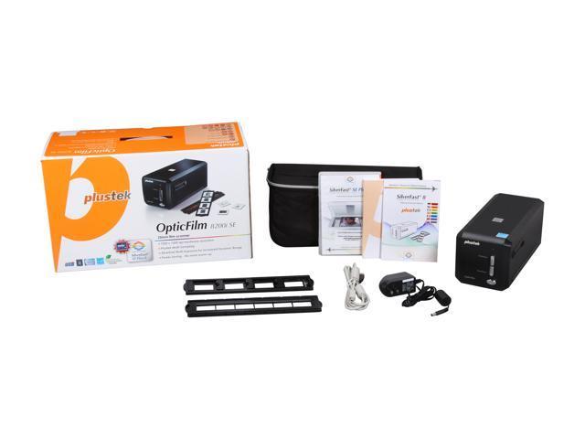 Plustek OpticFilm 8200i SE (783064365345) up to 7200 dpi USB Film and slide  Scanner - Newegg ca