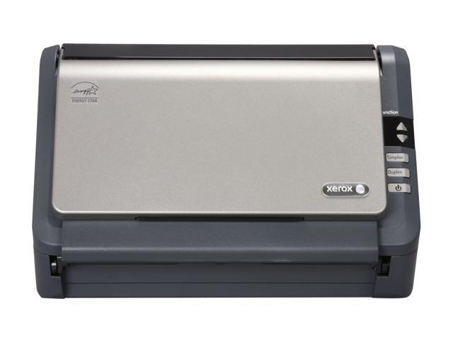 Xerox DocuMate 3125 Duplex Color Document Scanner for PC and Mac -  Newegg com