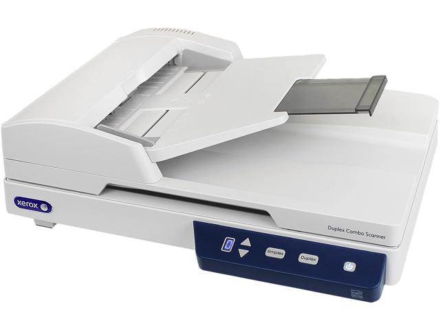 XEROX XD-Combo Flatbed or Automatic Document Feeder (Duplex) Duplex Combo  Scanner - Newegg com