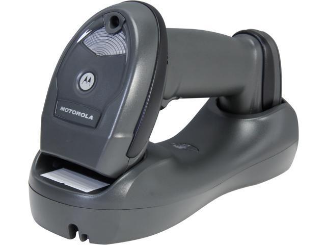 Zebra Li4278 Handheld 1d Barcode Scanner And Linear Imager Black