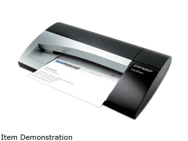 Dymo cardscan team high performance color business card scanner dymo cardscan team1760687 usb business card scanner silverblack reheart Gallery