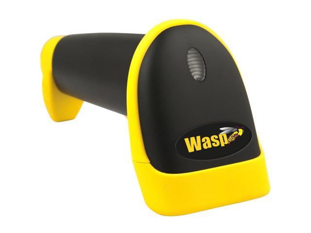 Wasp 633808121679 WLR8950 Long Range CCD Barcode Scanner (PS2)