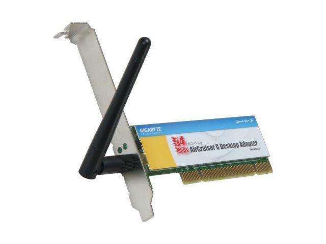 GIGABYTE GN-WP01GS PCI WLAN CARD TURBO DRIVER DOWNLOAD FREE