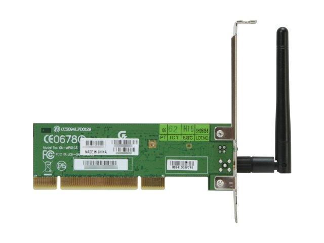 GN-WP01GS PCI WLAN CARD DRIVER (2019)